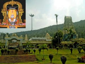 Simhachalam The Hill Temple Varaha Narasimha