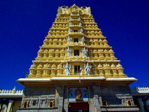 Mysore Chamundeshwari Hill Temple Information Telugu