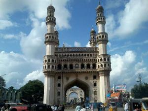 Charminar The Great Monument Mosque Hyderabad