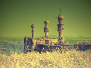 Elgandal Fort Symbol Telangana Culture Heritage