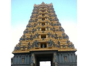 Kanaka Durga Temple Vijayawada Andhra Pradesh