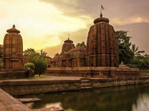 Ananta Vasudeva Temple Bhubaneswar
