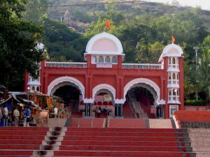 A Visit The Chatushrungi Mata Temple Pune