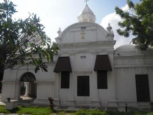 Travel The Armenian Church Chennai