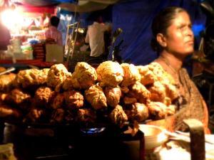 హైదరాబాద్ లో రుచికరమైన స్ట్రీట్ ఫుడ్ !