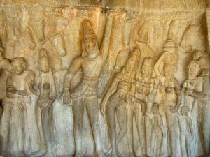 Visit The Krishna Cave Temple Mahabalipuram