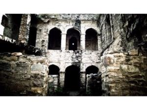 Bhangarh Fort Rajasthan No Permission Enter Night Time