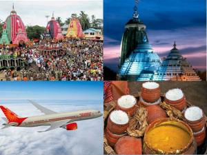 Incredible Facts About Puri Jagannath Temple