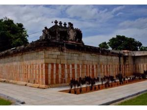 Year Old Ancient Temple Chittoor District