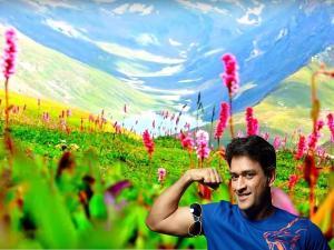 Natural Beauty Himalayas Uttarakhand Tourist Places