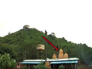 Narasimhaswamy Temple Khammam
