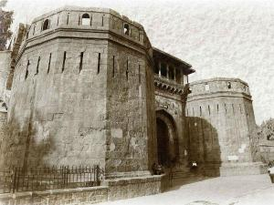 Historical Fortification The City Pune Shaniwarwada