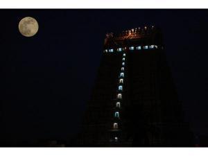 Srirangam Sri Ranganathaswamy Temple