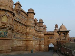 Historical Elegance Gwalior Fort