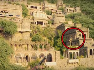 Indian Ghost Town Bhangarh