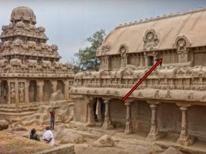 One The Beautiful Places South India Mahabalipuram
