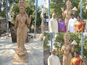 Temples Dedicated Politicians Actors