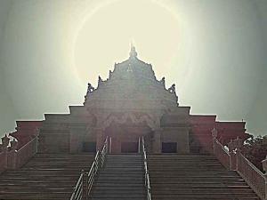 Datta Temple Vedant Nagar Maharashtra