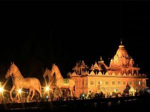 Iskcon Temples India