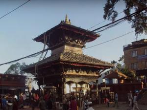 Temples Himalayas