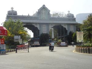 Foot Way Tirumala