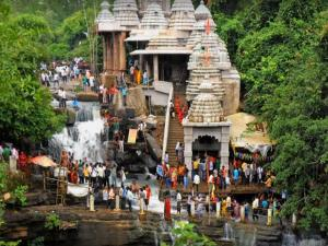 Most Ancient Temple India Jatmai Temple