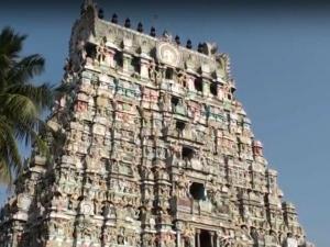 Sakthivanesvara Temple Tamil Nadu