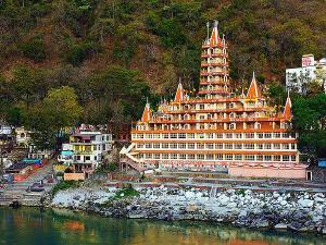 Places Visit Rishikesh