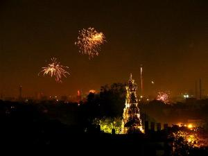 The City Fire Works Sivakasi