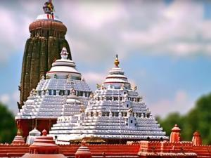 Jagannath Mandira Puri