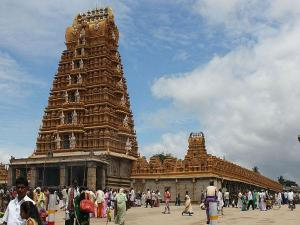 Sri Srikanteshwaraswamy Temple Nanjangud
