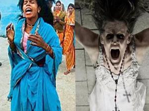 Exorcism Temples India