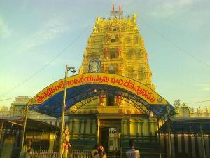 One Eye Hanuman Temple Kasapuram