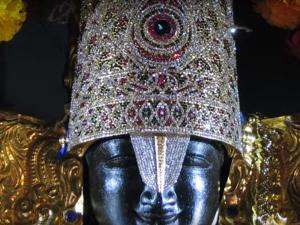 Vaishnavite Temple Tirumala