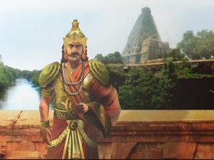 Great Living Chola Temple Brihadeeswarar Temple Thanjavur