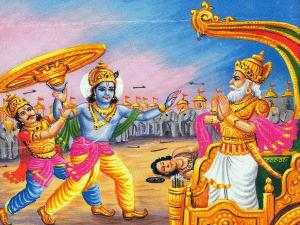 Cities Mahabharata The Present Time