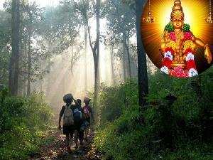Sree Dharma Sastha Temple Sabarimala