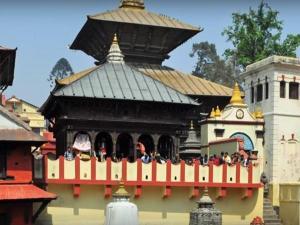 World Heritage Site Pashupatinath Temple