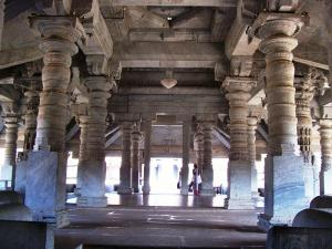Pillers Temple In Karnataka Also