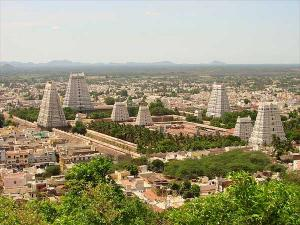 Pancha Bhoota Lingas Story Telugu