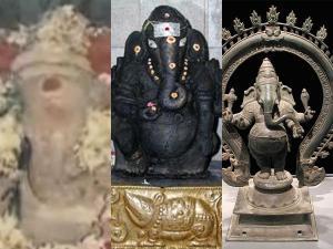 Ganeshawater Changes Colors Keralapuram Telugu