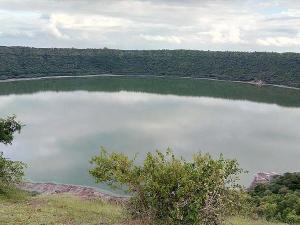 Story Lonar Lake Maharashtra