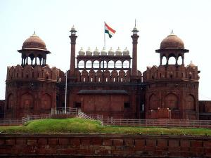 Red Fort Most Tourists Attraction Places Delhi