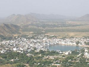 Five Holy Lakes According Hindu Theology