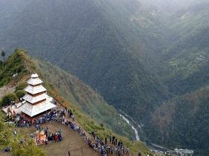 Sainj Village Where Lover Will Get Courage