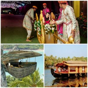 Unique Wedding Venues India