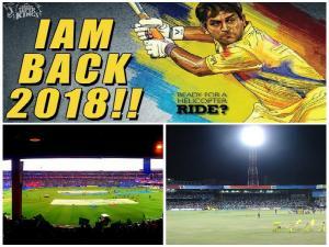 Ipl Cricket Stadium India