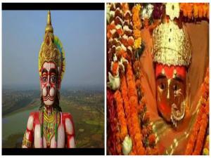 Rathanpur Where Lord Hanuman Worshiped The Women Form