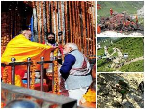 A Journey Through Kedarnath