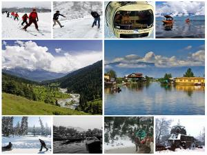 Explore Srinagar Kashmir 25k Or Less Fligts Included